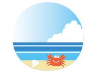 自然海浜を守ろう「クリーンアップ大作戦!」