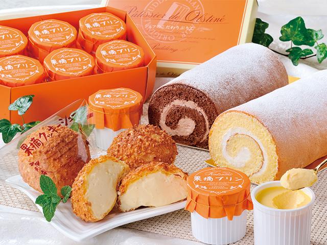フランス菓子 果摘