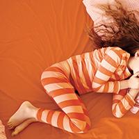 「オレンジ」で心のリラックスを