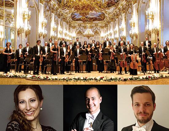 ニューイヤーコンサート 2018 ウィーン・シェーンブルン宮殿オーケストラ